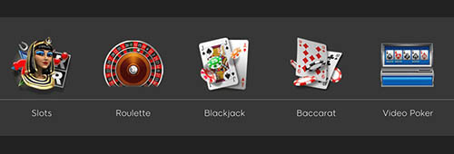 888casino has a wide range of casino games